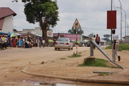 Kisangani, DR Congo, 2009