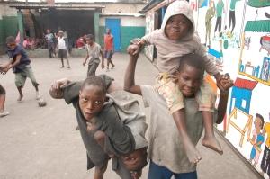 Kinshasa, DR Congo, 2008