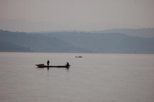 Lake Kivu 2010